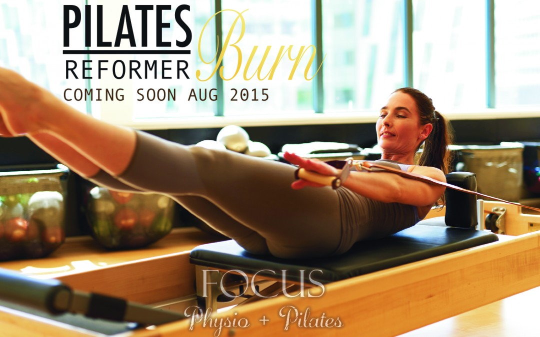 NEW! Pilates Group Reformer Classes