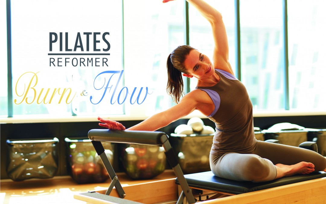 NEW! Pilates Reformer Classes