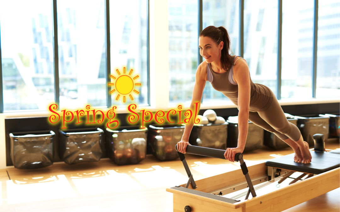 Group Reformer Spring Special! – 10 days only
