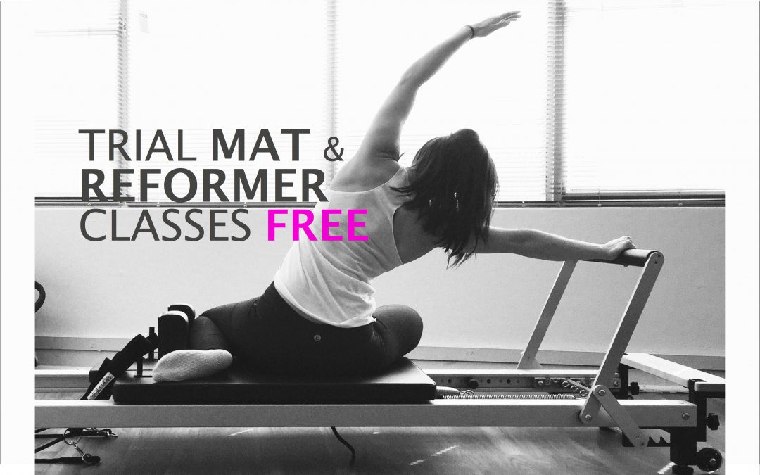 Free Trial Mat & Reformer Pilates Newcastle