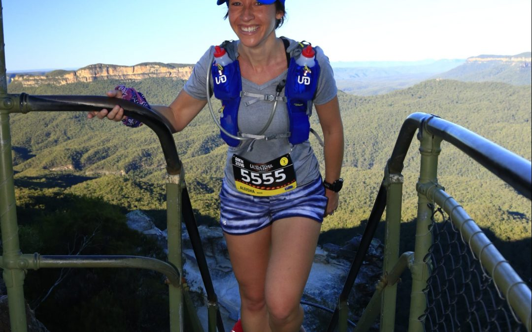 Ultra Trail Australia Success