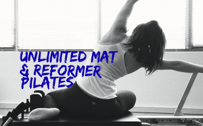 2 Weeks Unlimited  Mat & Reformer Pilates Classes